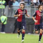 Roma, la Curva Sud contro Daniele Conti, anima del Cagliari di Lopez