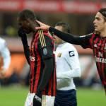 Serie A Milan – Genoa 1-1: deludente pareggio per i rossoneri, Balotelli sbaglia un rigore…