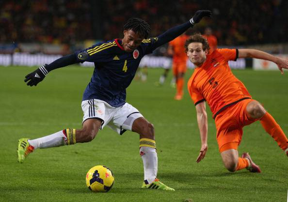 Netherlands v Colombia - International Friendly