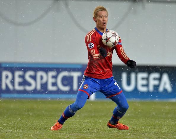PFC CSKA Moscow v FC Bayern Muenchen - UEFA Champions League