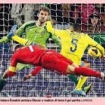 Portogallo-Svezia, voti e pagelle della Gazzetta dello Sport: Ronaldo decisivo batte Ibrahimovic – Foto