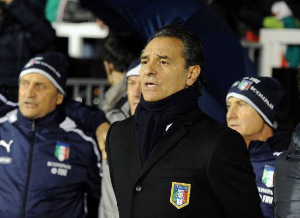 Italy v Nigeria - International Friendly