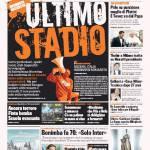 Gazzetta dello Sport: Ultimo stadio