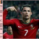 Svezia-Portogallo, i voti Gazzetta dello Sport: Cristiano Ronaldo da 9! Ibra si ferma al 7,5