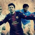 Video – Messi, Ronaldo, Dinho o Maradona: chi ha il dribbling migliore?