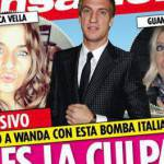 Wanda-Icardi-Lopez, il mistero s'infittisce: Maxi ha messo incinta un'altra donna