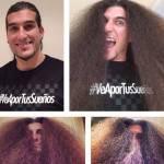 FOTO – Incredibile Pinto! Ecco come si presenta il portiere del Barcellona senza capelli raccolti