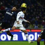 Inter-Sampdoria 1-1: voti e tabellino dell'incontro di serie A