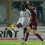 Milan-Roma, soliti buu a Balotelli, a rischio le curve dell'Olimpico