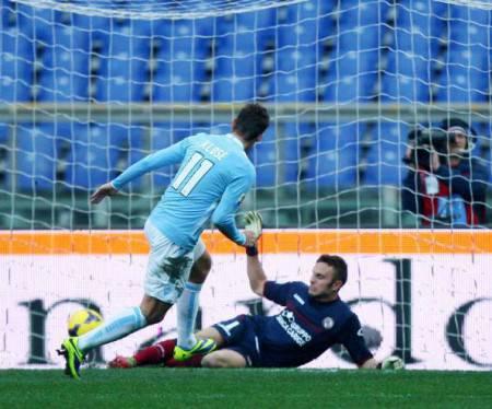 SS Lazio v AS Livorno Calcio - Serie A