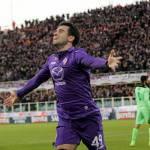 Fiorentina, si rivede Giuseppe Rossi: torna a lavorare in campo