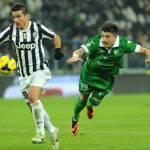Calciomercato Juventus, Padoin confessa: 'Potrei tornare all'Atalanta'