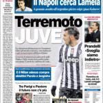 Corriere dello Sport: Terremoto Juve