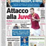Corriere dello Sport: Attacco alla Juventus