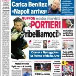 """Corriere dello Sport, Buffon: """"Portieri, ribelliamoci"""""""