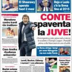 Corriere dello Sport: Conte spaventa la Juve