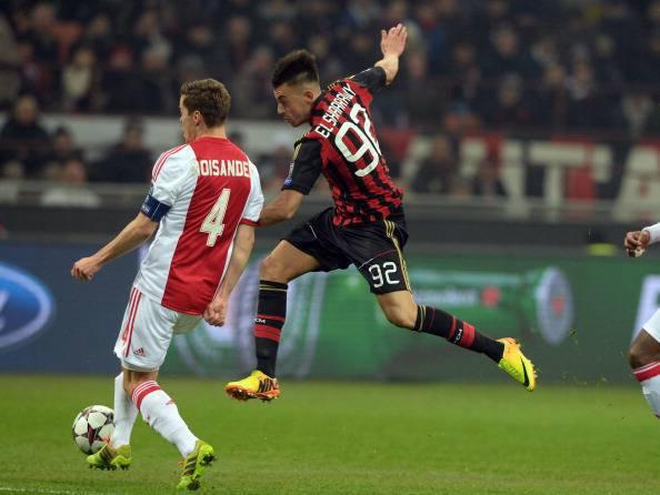 AC Milan v Ajax Amsterdam - UEFA Champions League