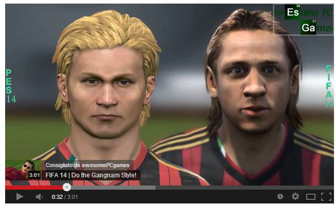 Calciatori Milan 2014 Video Calciatori Milan Fifa 14