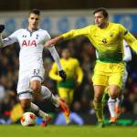 Calciomercato Inter, senza Lavezzi si punta su Lamela: il Tottenham decide a gennaio