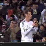 Video – E' solita goleada Real Madrid: tripletta Bale e vittoria facile per i madrileni! Ecco i gol