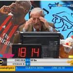 VIDEO – Il Milan si qualifica agli ottavi e Crudeli piange dalla gioia!