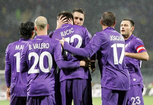 AC Siena v ACF Fiorentina - TIM Cup
