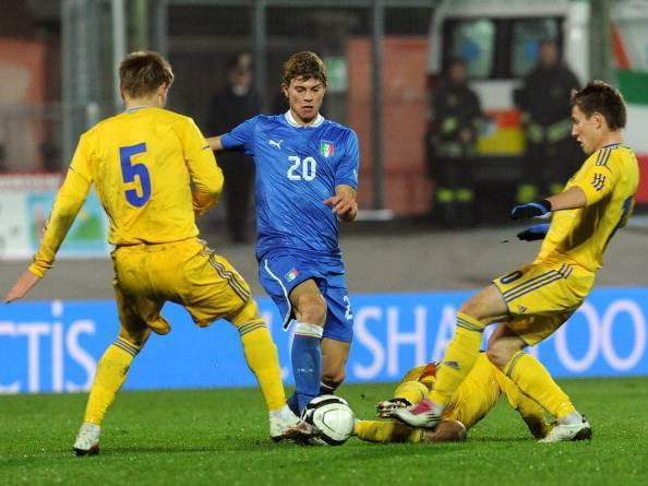 Italy U21 v Ukraine U21 - International Friendly