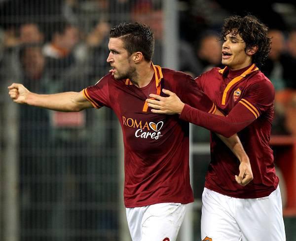 AS Roma v AS Livorno Calcio - Serie A