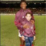 FOTO – Seedorf assieme a… De Jong! I due si ritroveranno al Milan