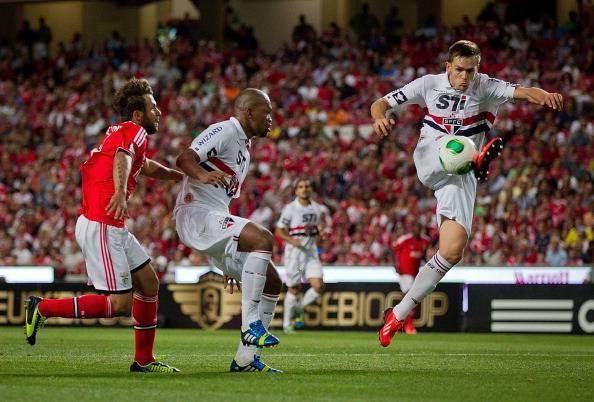 SL Benfica v Sao Paulo FC - Eusebio Cup