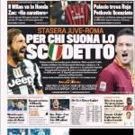 Gazzetta dello Sport: Per chi suona lo scudetto