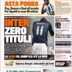Rassegna Stampa: Gazzetta dello Sport – Inter zero tituli