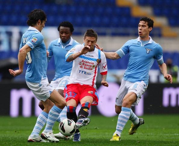 S.S. Lazio v Calcio Catania - Serie A