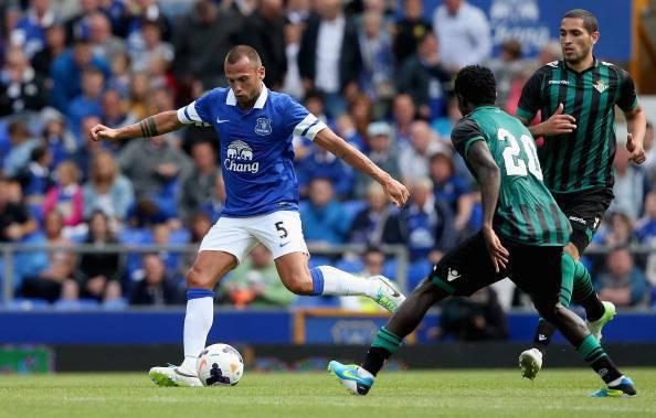 Everton v Real Betis - Pre Season Friendly