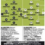 Foto – Inter-Chievo, probabili formazioni: conferma Kuzmanovic, Corini punta su Paloschi