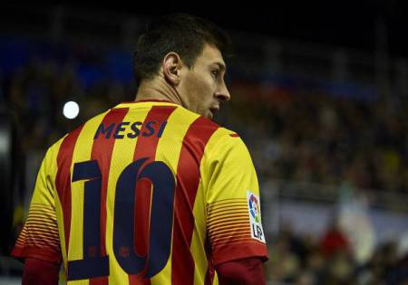 Levante UD v Barcelona - Copa del Rey Quarter Final