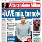 "Tuttosport: Trezeguet 'Juve mia, torno"""