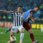 Trabzonspor-Juventus, voti e tabellino della sfida di Europa League