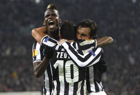 Juventus v AS Trabzonspor - UEFA Europa League Round of 32
