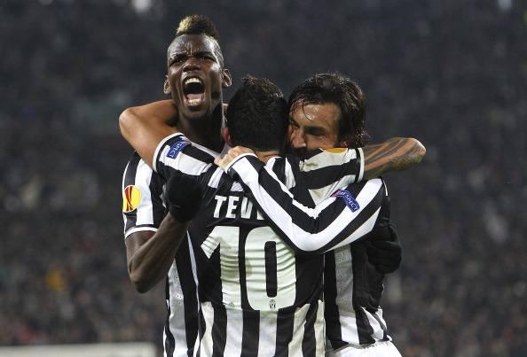 Juventus v AS Trabzonspor - UEFA Europa League Round of 32