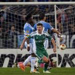 Lazio-Ludogorets, voti e tabellino dell'incontro di Europa League