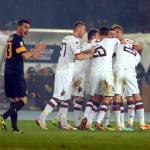 Video – Serie A, Verona-Torino 1-3: apre Toni poi il Toro incorna i gialloblu