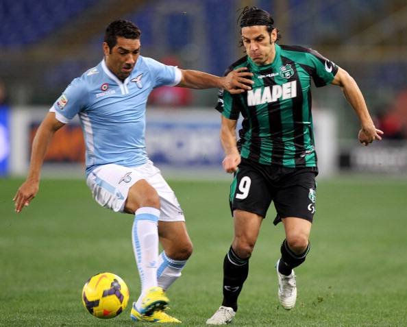 SS Lazio v US Sassuolo Calcio - Serie A
