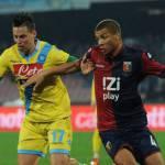 Napoli-Genoa, voti e tabellino del posticipo di Serie A