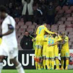Napoli-Swansea, voti e tabellino del match di Europa League