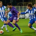 Video – Europa League, Fiorentina-Esbjerg 1-1: i viola esultano al Franchi