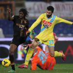 Roma-Napoli 3-2, voti e tabellino della gara