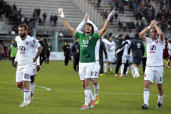 AS Livorno Calcio v Genoa CFC - Serie A