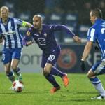Europa League, Esbjerg – Fiorentina 1-3: I viola ipotecano il passaggio del turno