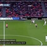 Video – Sergio Ramos difensore dai piedi buoni, che numero al San Mames!